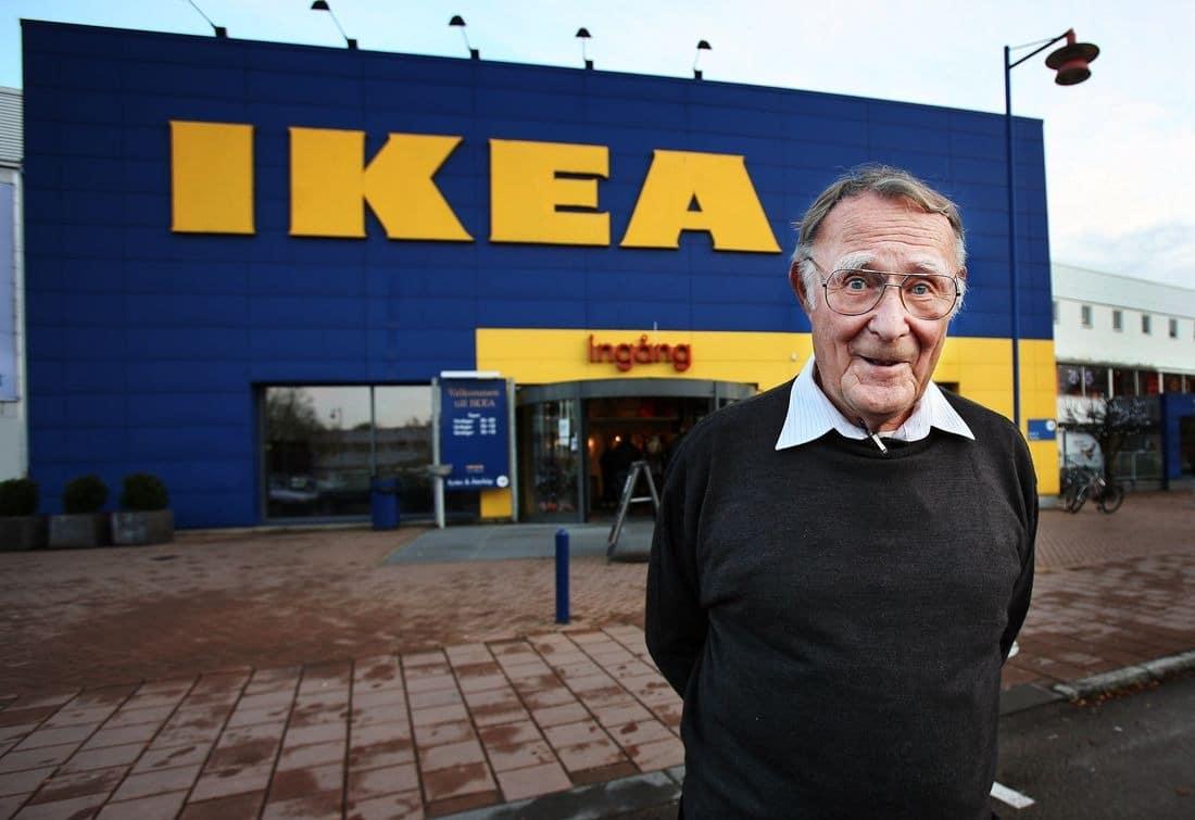 Ingvar Kamprad ve IKEA