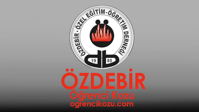 Özdebir 1. YKS Türkiye Geneli Deneme Sınavı