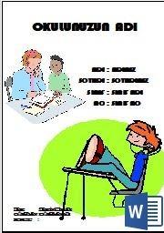 En Güzel 99 Ödev Kapağı 115
