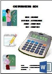 En Güzel 99 Ödev Kapağı 92