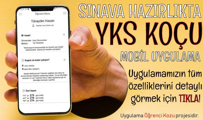 Öğrenci Kozu Mobil Uygulaması